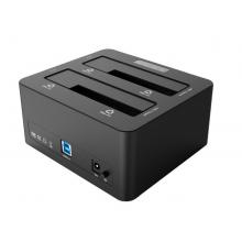 HDD Docking ORICO 2 bays 6629US3-C USB 3.0