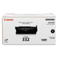 Mực in Laser Canon 332 Black toner Cartridge - Màu đen